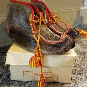 🦌 Authentic Greenland reindeer boots 38 Danish